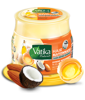 Vatika Hair Mayonnaise Almond