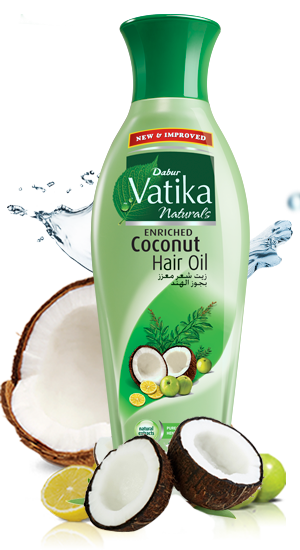 Vatika Coconut Hair Oil