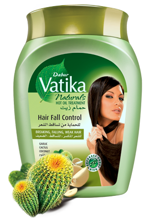 Vatika Hair Fall Control Hammam Zaith