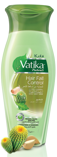 Vatika Hair Fall Control Shampoo