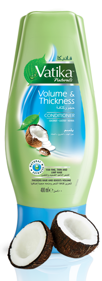 Vatika Volume and Thickening Conditioner