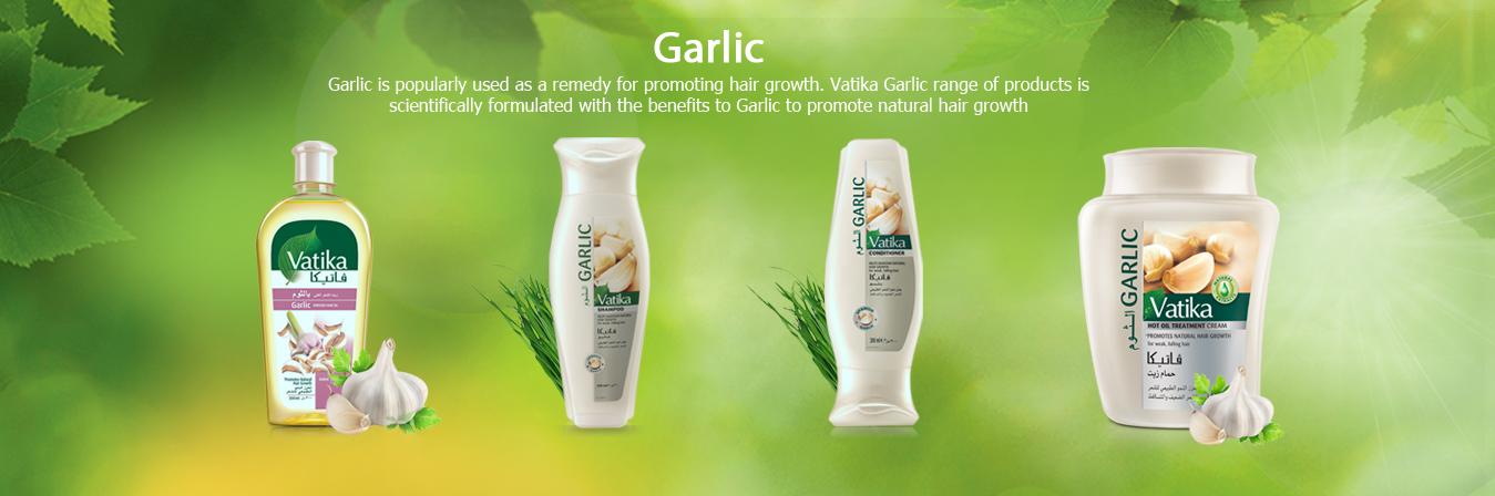 Garlic Hair Oil
